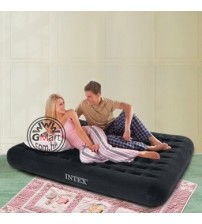INTEX Deluxe Double Inflating Airbed
