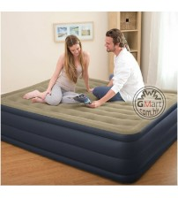 Intex Double Wave Inflating Airbed