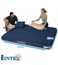 INTEX Regular Double Inflating Airbed
