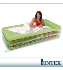 INTEX  Powered Inflating Airbed