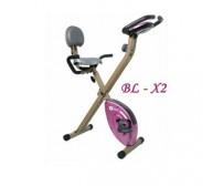 Brant BL-X2 Magnetron Fitness Bike (Purple)