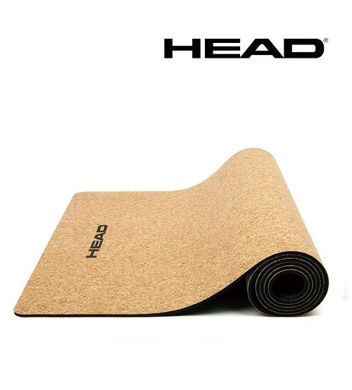 HEAD 天然軟木瑜珈墊