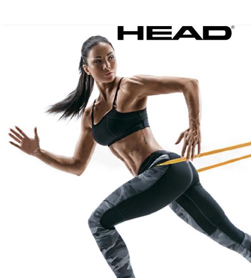 HEAD 乳膠拉力帶 15-35lb