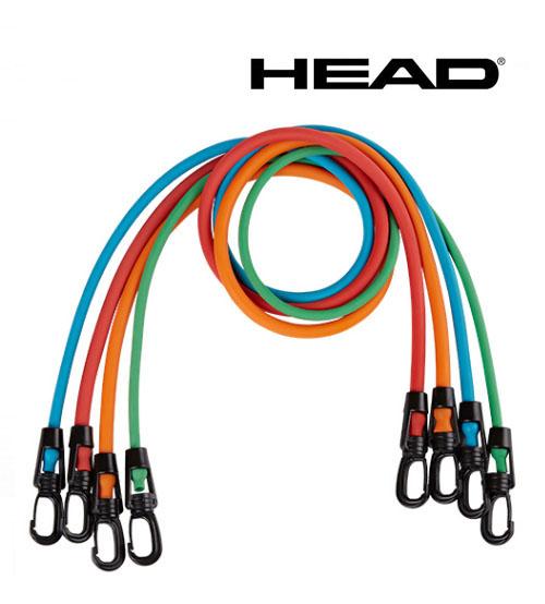 HEAD HA967乳膠拉力繩組合套裝