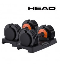 HEAD 調節式啞鈴 11.5KG X2